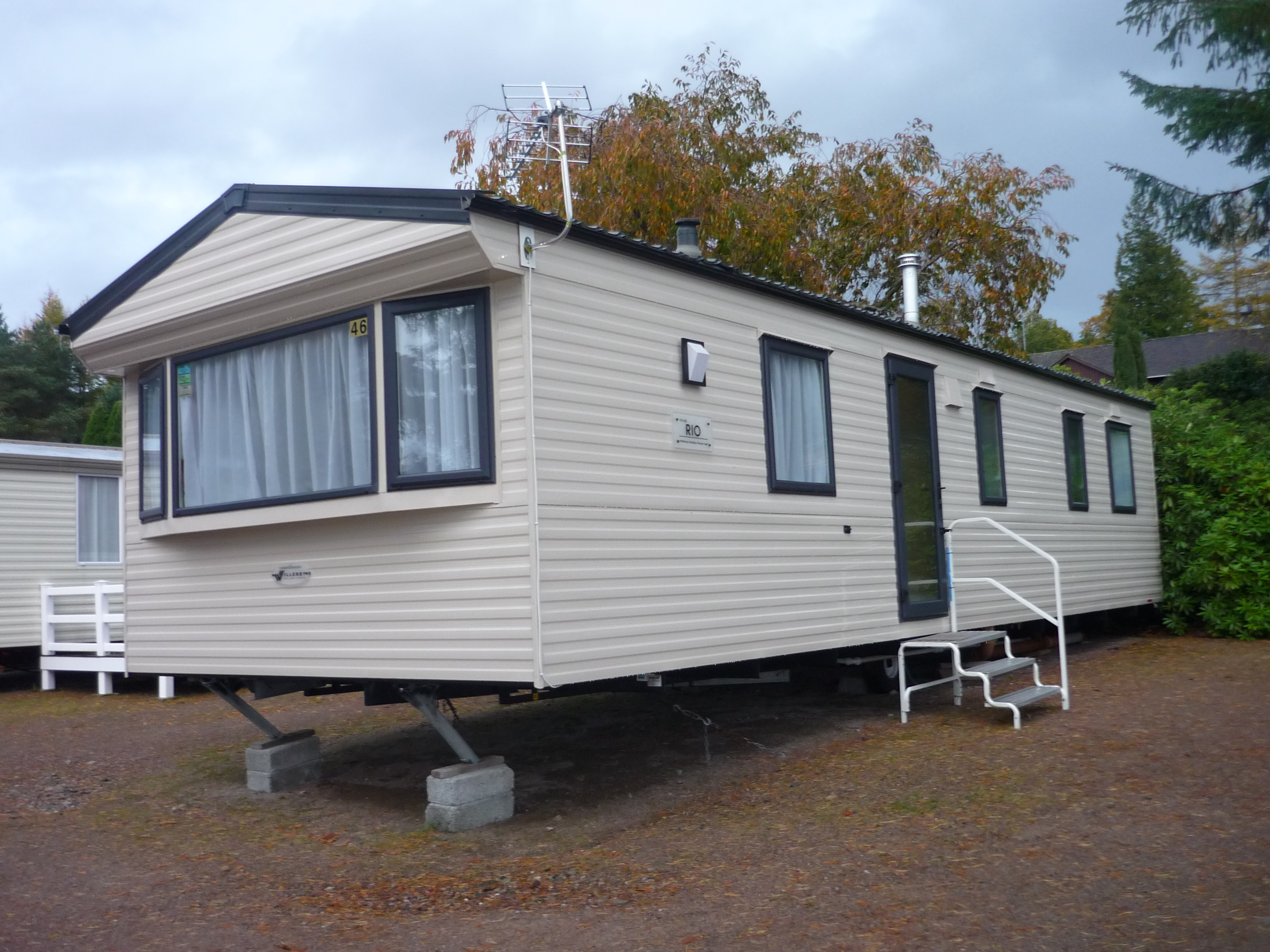 Mobile homes advance age insurance for Houses for homes